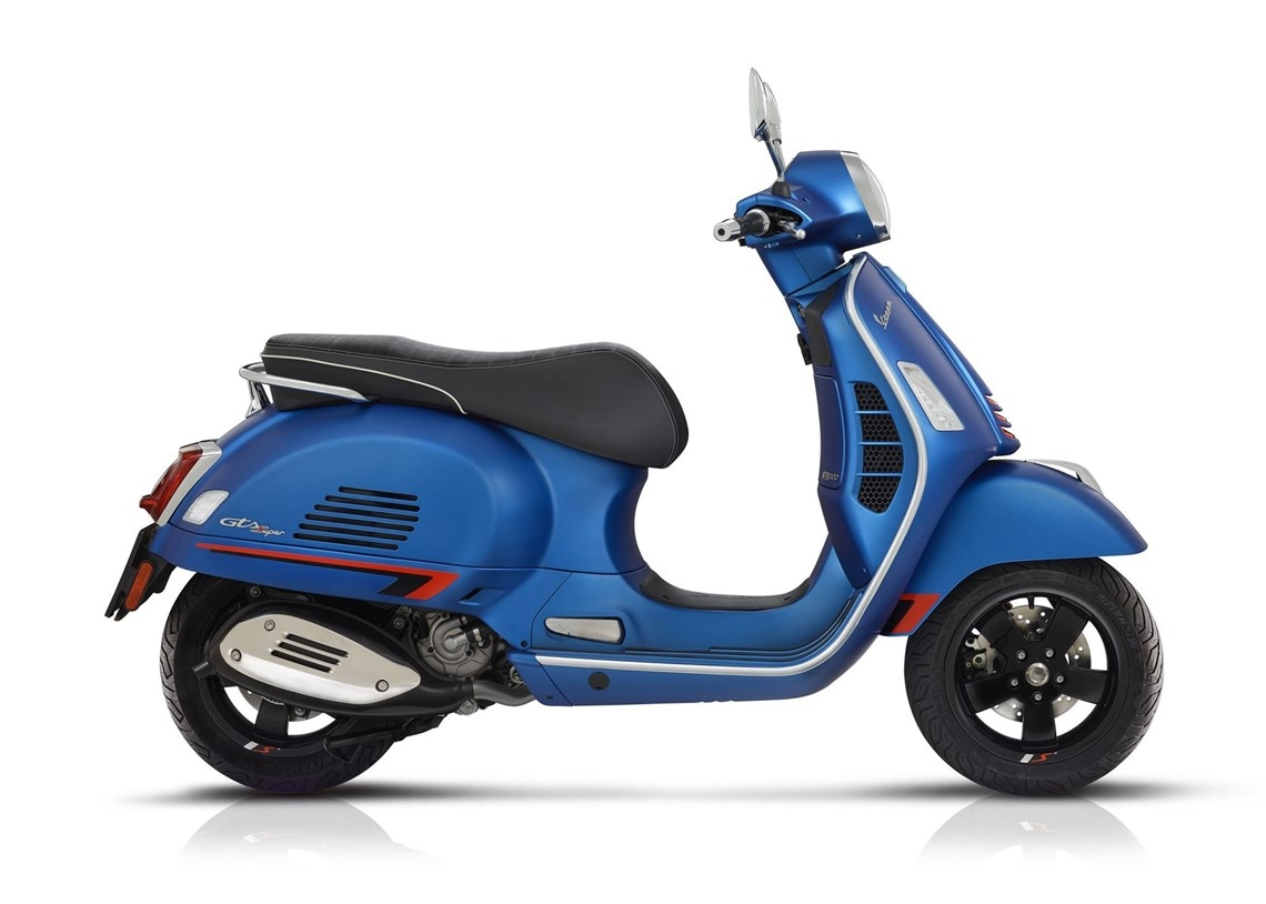 GTS Super 125 Supersport